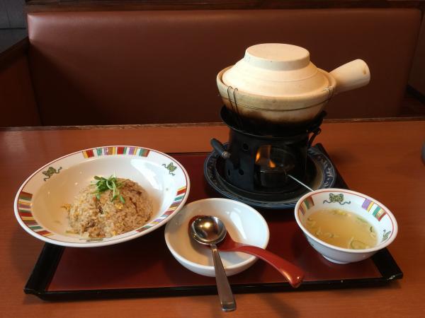 ドラゴン麻婆豆腐チャーハン5