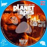 猿の惑星・征服_dvd_01【原題】 Conquest of the Planet of the Apes