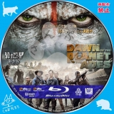 猿の惑星 新世紀_bd_03【原題】 Dawn of the Planet of the Apes