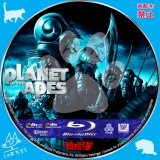 PLANET OF THE APES猿の惑星_bd_02 【原題】 Planet of the Apes