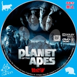 PLANET OF THE APES猿の惑星_dvd_01 【原題】 Planet of the Apes
