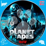 PLANET OF THE APES猿の惑星_dvd_02 【原題】 Planet of the Apes