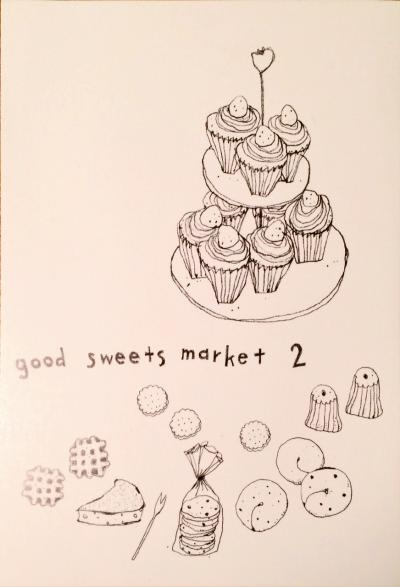 Good sweets market vol.2
