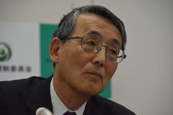 20150415原子力規制委員会の田中俊一委員長1