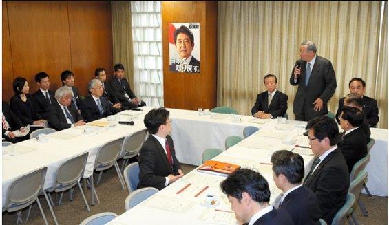 20150417自民党通信戦略会議福田テレ朝専務