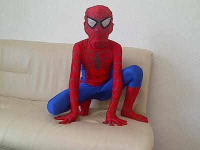 スパイダーマン01