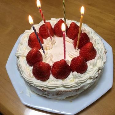 2014-12-25 ックリスマスケーキ