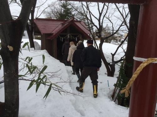 2015-01-11加茂川稲荷神社