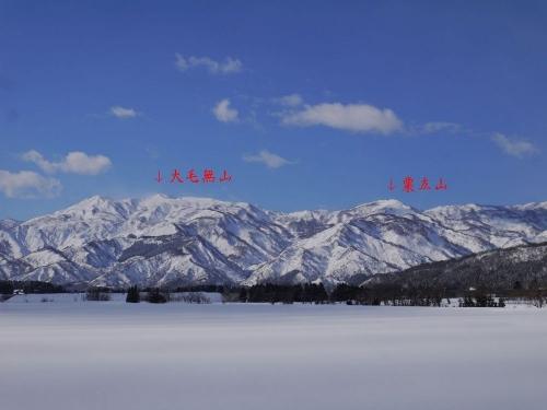 粟立山の位置写真