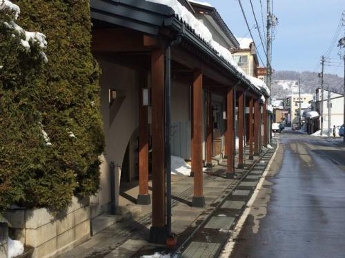 2015-02-07飯山の雁木2