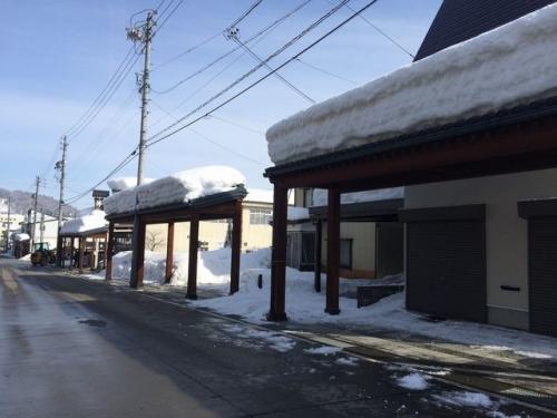2015-02-07飯山の雁木1