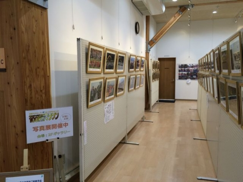 2015-02-20百キロマラソン写真展2