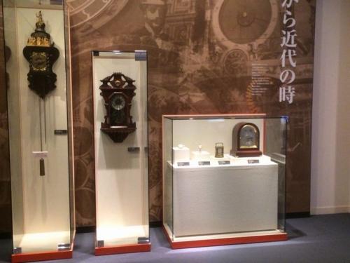 2015-05-12時計の展示