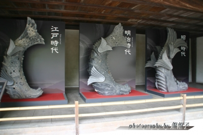 201305Himeji-castl shachihoko