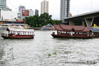 201307Thai-Chao-praya River