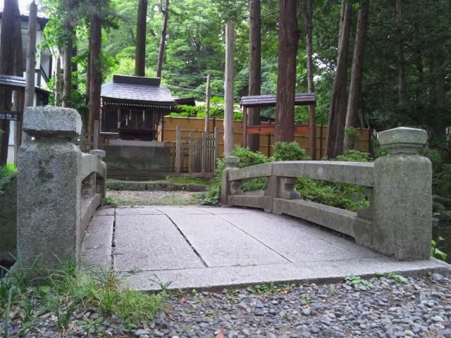 千尋社の参道橋 (4)