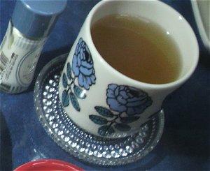 2-2 緑茶とはと麦