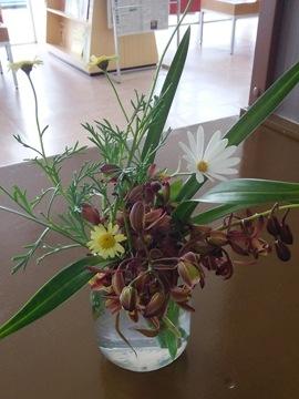 フロント花②