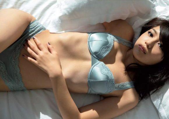 ちっぱい&プリケツが最高にかわいい!川口春奈ちゃんのグラビア画像を50枚集めました!!!02_201510210801382c4.jpg