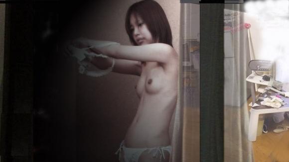 ※閲覧注意※これはガチでヤバい!女子更衣室の盗撮画像を集めてみたwww07_20151017043902eb6.jpg