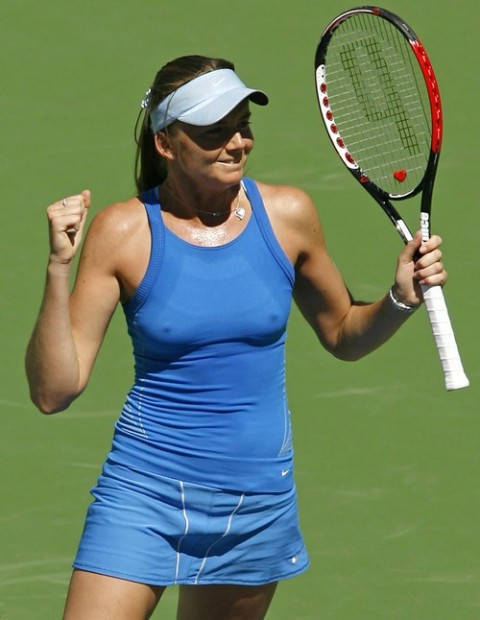 全米オープン開幕!かわいい女子テニス選手をエロ目線で見てみる