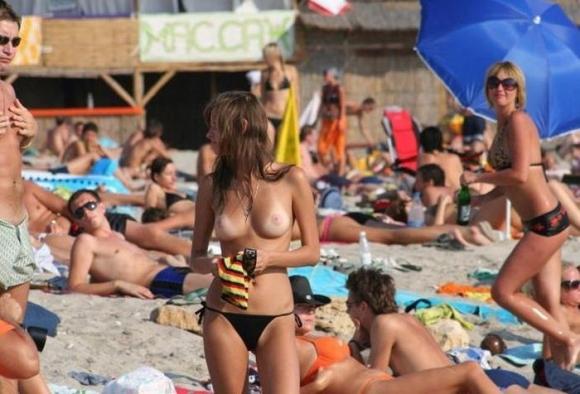 これを見たら絶対に行きたくなる!素晴らしいヌーディストビーチの素敵な光景を見せます!!!22_20151020042024b57.jpg