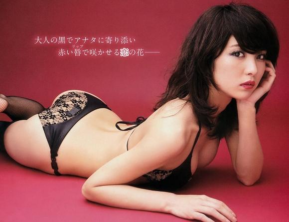 有村架純主演のビリギャル表紙モデル石川恋ちゃんの乳首透けヌードなどエロい画像を集めてみた29_20151012184626b07.jpg