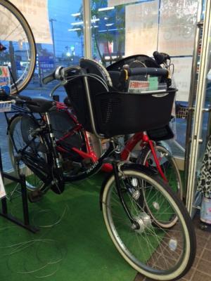 MARUISHI+FRACKERS(フラッカーズ) 子乗せ自転車 買取 千葉市若葉区リユースショップ愛品館千葉店_convert_20150420183240