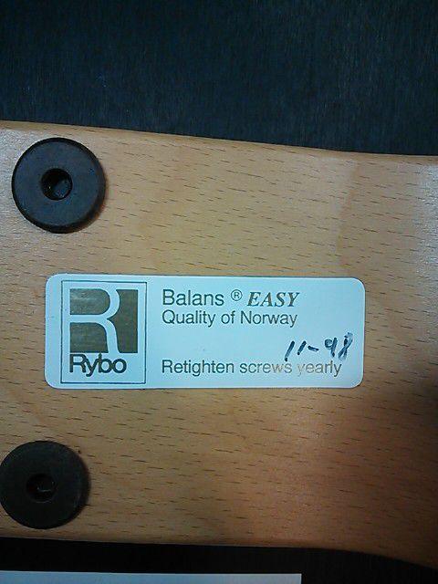 Rybo バランスチェア2