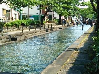 曳舟親水公園1