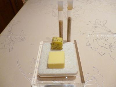 バターと塩