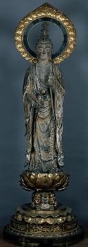 聖観音菩薩立像、東慶寺