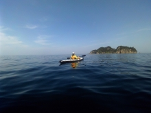 20150525 三四郎島に向かって天使を探す!