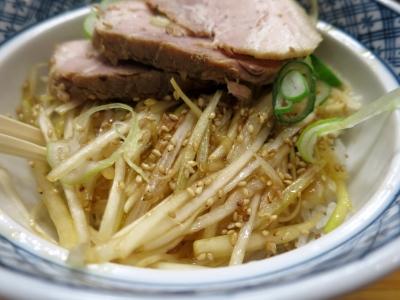 ネギチャーシュー丼2