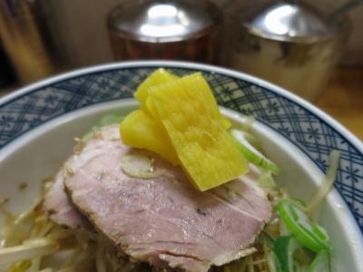 ネギチャーシュー丼3