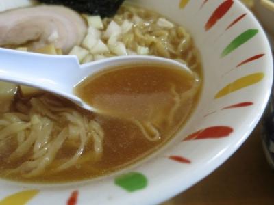 麺治スープ