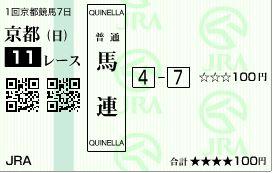 日経新聞杯