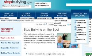 stopbullying com