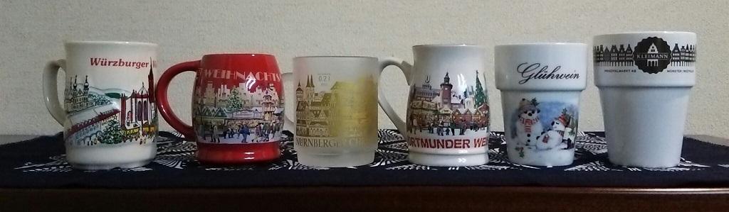 ホットワインカップコレクション2014!