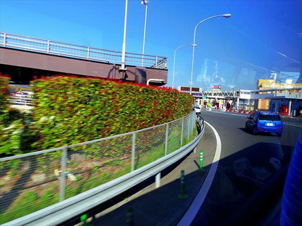 京都南ICより名神高速へ