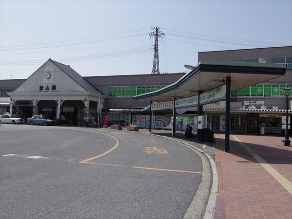 さまよえるキモプア 松山駅界隈...