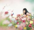 水樹奈々 32ndシングル「Angel Blossom」 通常盤 ジャケット画像
