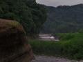 広瀬滝附近