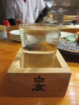 雪漫々(新潟)大吟醸 1200円