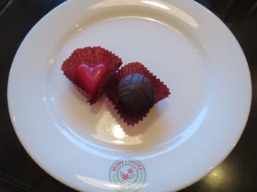 チョコレート 1粒 200円