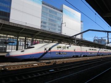 高崎駅新幹線ホーム