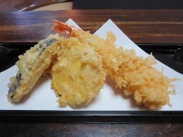 大海老1、野菜3