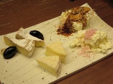 玉名牧場チーズ四種盛り 札3枚
