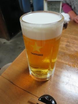 生ビール 550円