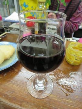 グラスワイン(赤) 300円